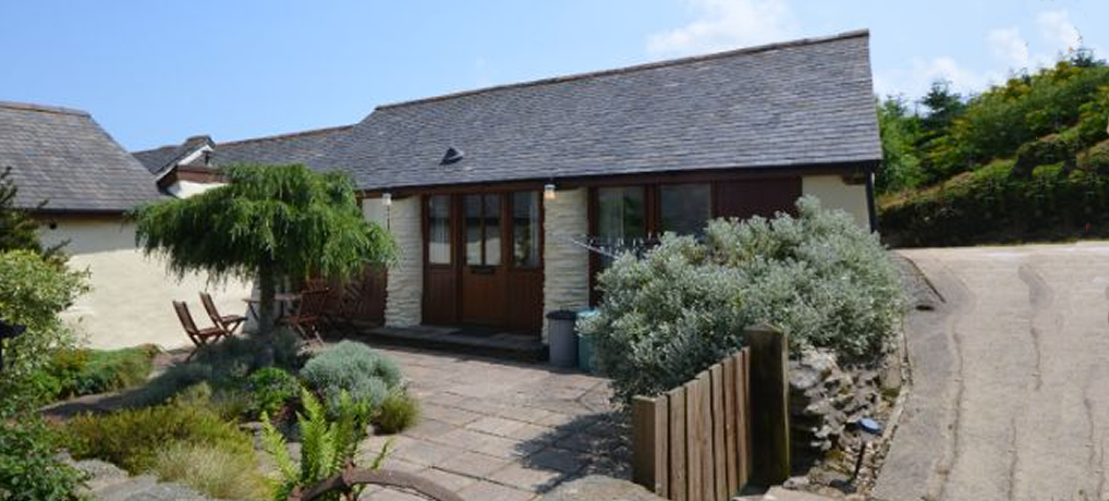 Cart Linhay Cottage in Devon sleeps Five