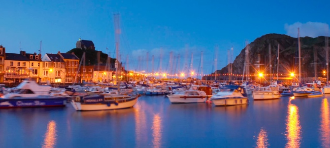 Ilfracombe a vibrant and picturesque town