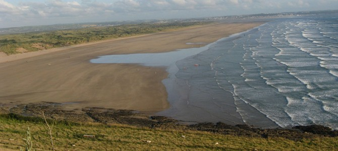 Saunton Sands Beach – North Devon